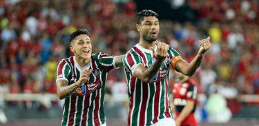 Fluminense 1 X 1 Flamengo