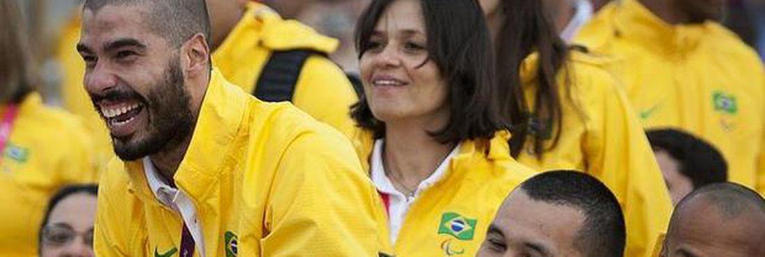 Dilma parabeniza atletas paralímpicos pelo resultado alcançado em Londres