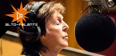 Alto-Falante mostra mais um clipe do novíssimo disco de Paul McCartney