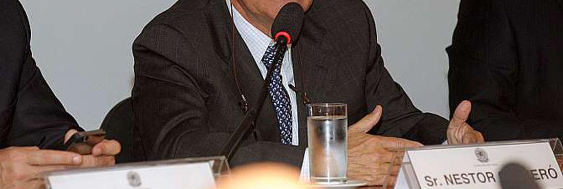 O ex-diretor da Área Internacional da Petrobras, Nestor Cerveró