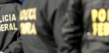 Polícia Federal (PF) deflagrou a Operação Controle Institucional