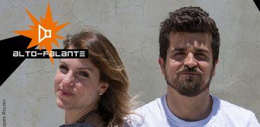 Diana Boccara e Leo Longo apresentam o projeto Videoclipers no Alto-Falante