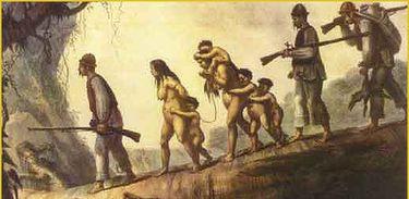 Índios, Pintura de Jean Baptiste Debret
