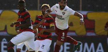 Vitória 2 X 2 Fluminense