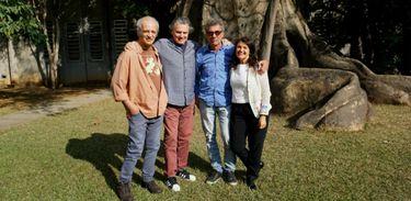 Luiz Chagas, Arrigo Barnabé, Paulo Lepetit e Suzana Salles falam sobre a história e novos projetos da banda