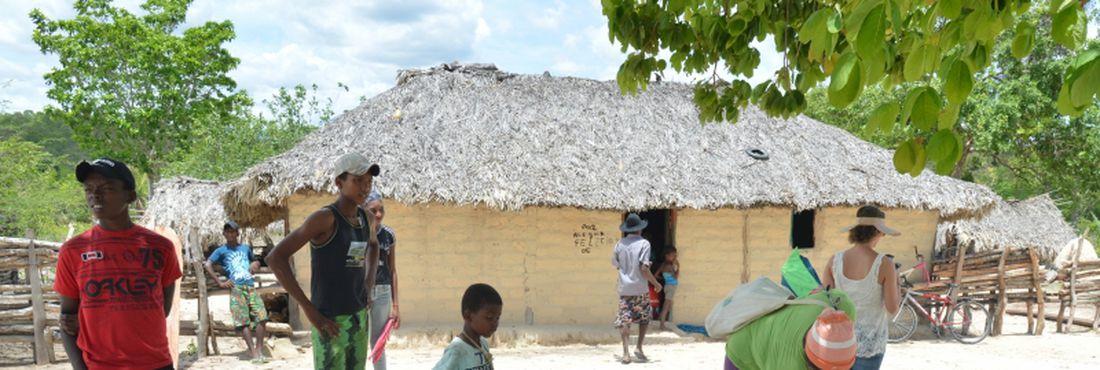 Cavalcante (GO) - Quilombo Kalunga, Comunidade Vão das Almas