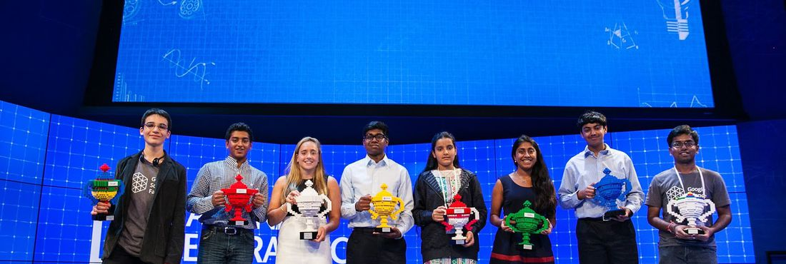 Finalistas do Google Science Fair 2015