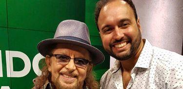 Geraldo Azevedo e Tiago Alves
