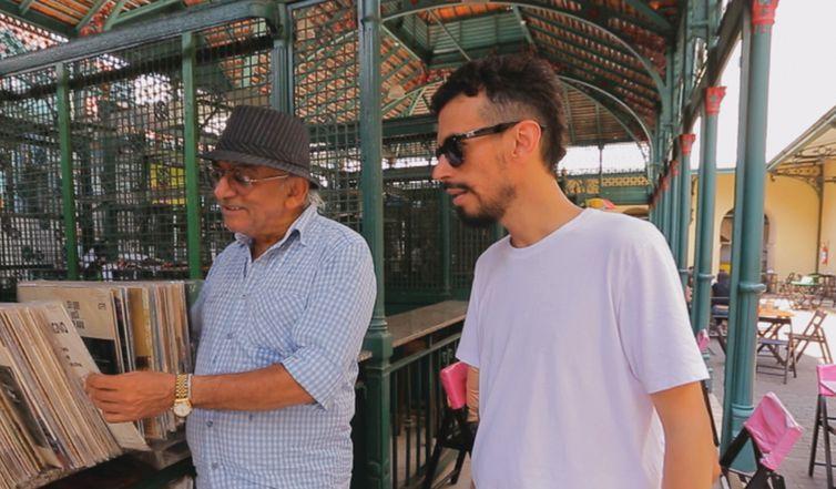O Milagre de Santa Luzia conversa com Manoel Cordeiro e seu filho Felipe