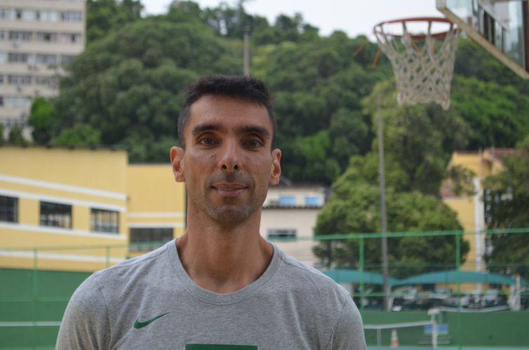 Igor Santos sobre Basquete 3x3
