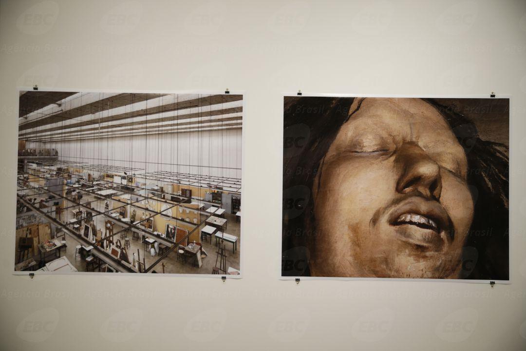 Rio de Janeiro - Exposição do fotógrafo André Penteado faz uma reflexão sobre a influência da cultura francesa na cidade do Rio de Janeiro (Tomaz Silva/Agência Brasil)