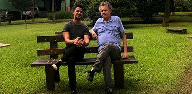Zé Manoel e Arrigo Barnabé