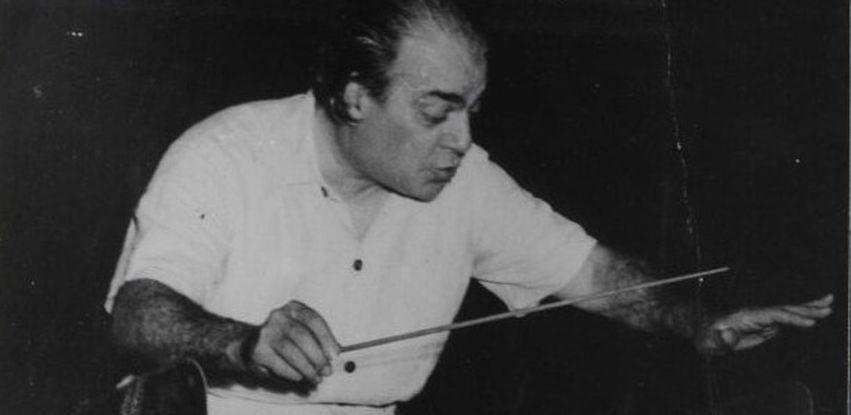 Maestro Villa-Lobos em atividade