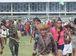 Brasília - Índios fazem manifestação na Esplanada dos Ministérios (Wilson Dias/Agência Brasil)