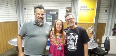 Marcus Coelho e Ney Correa no Espaço Arte falaram sobre o Festival Fim da Linha