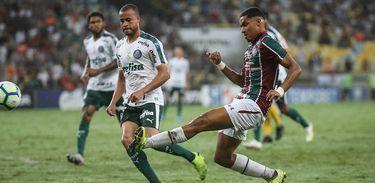 Fluminense 1 x 0 Palmeiras