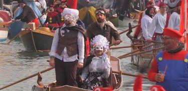 Camarote.21 confere o encanto do Carnaval de Veneza