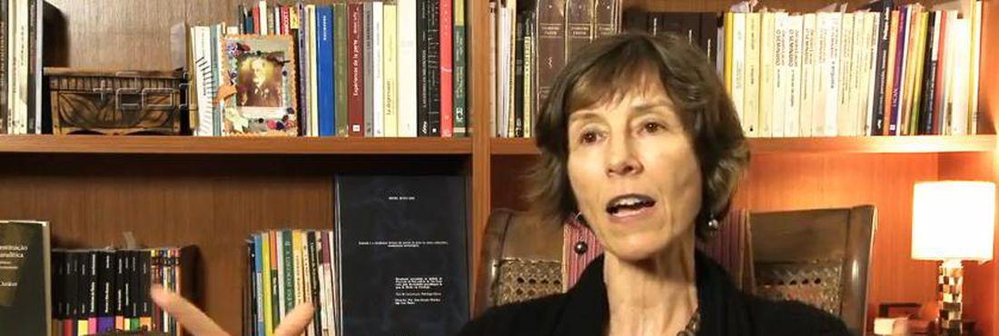 Maria Rita Kehl diz que há muita especulação nas terras brasileiras.