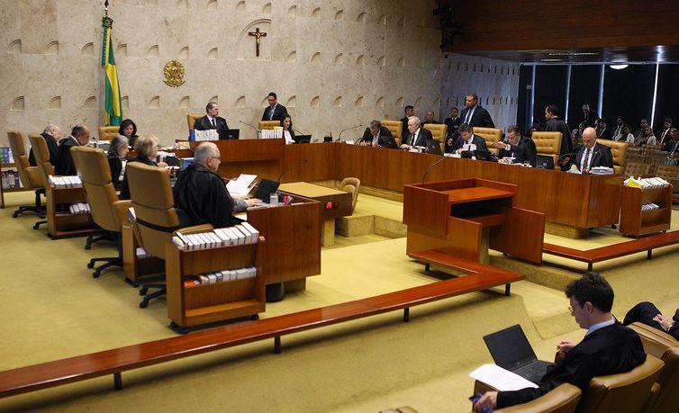 Plenário do Supremo Tribunal Federal (STF)