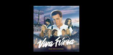 CD Manuel Fúria & Os Náufragos Viva Fúria