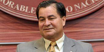 Senador boliviano Roger Pinto Molina