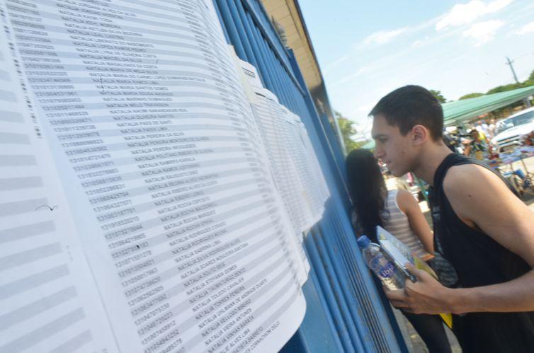 No dia do Enem, estudantes devem chegar aos locais de prova com antecedência