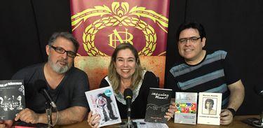 Alexandre Guarnieri, Katy Navarro e Marcelo Mourão