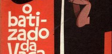 O batizado da vaca- capa de uma das edições do livro de Chico Anísio