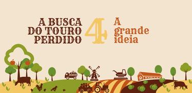 Banner rádio-série A busca do touro perdido - episódio 4