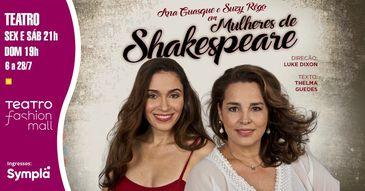 Mulheres de Shakespeare