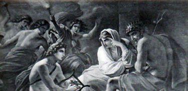O mito de Orfeu