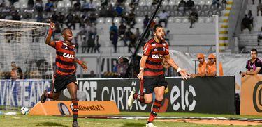 Ponte Preta 0 X 1 Flamengo