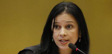 A nova advogada-geral da União, Grace Mendonça - Divulgação/AGU