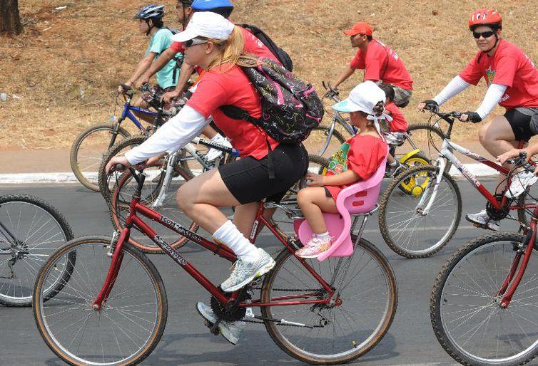 - Evento no Rio busca demonstrar conexões do ciclismo com educação, transporte, lazer, cultura, inovação e sustentabilidade  Wilson Dias/Arquivo/Agência