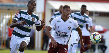 Pedro e Nogueira marcaram os gols do Fluminense