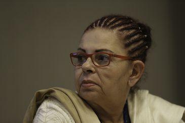 Mãe Tuca participa da 4ª Conferência Nacional de Promoção da Igualdade Racial (Conapir), no Centro Internacional de Convenções do Brasil.