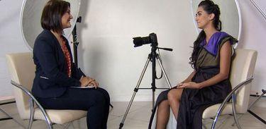 Fotógrafa fala sobre o trabalho com pessoas cegas