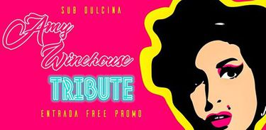 Tributo Amy Winehouse