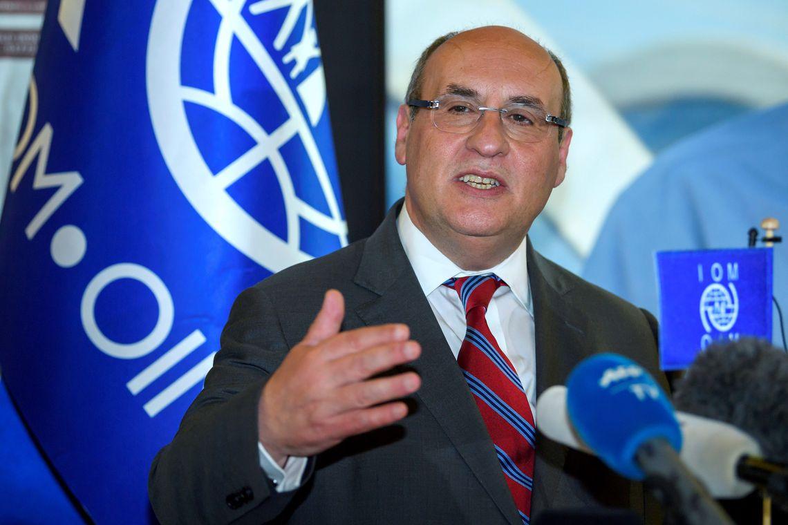 António Vitorino é eleito diretor-geral da OIM