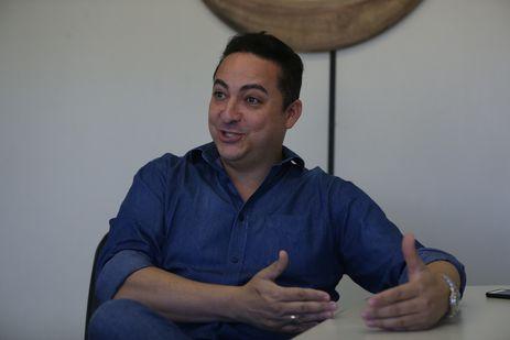 Clauber Lourenço, assessor técnico da Secretaria de Saúde de Uberlândia