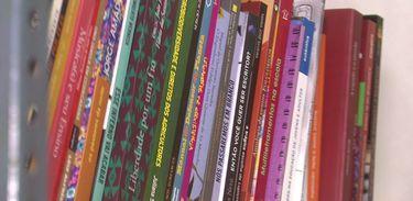 Livros - Apenas 13% da população carcerária estuda