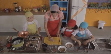 Cozinhadinho: aventuras no Centro-Oeste