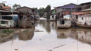 Macapá tem baixas taxas de distribuição de água, coleta e tratamento de esgoto