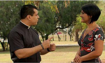 Padre Chrystian Shankar participa nesta segunda do Conversa com Roseann Kennedy