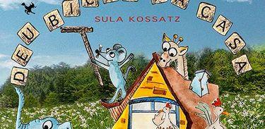 Sula Kossatz fala sobre Deu bicho na casa