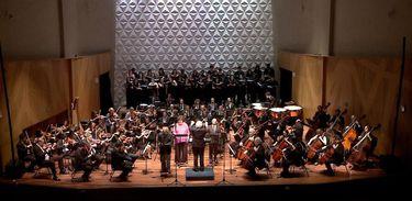 Concerto de Natal Orquestra Sinfônica da UFRJ