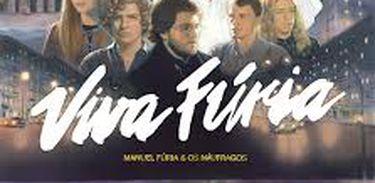 Viva Fúria, capa de álbum de Manuel Fúria e os Náufragos