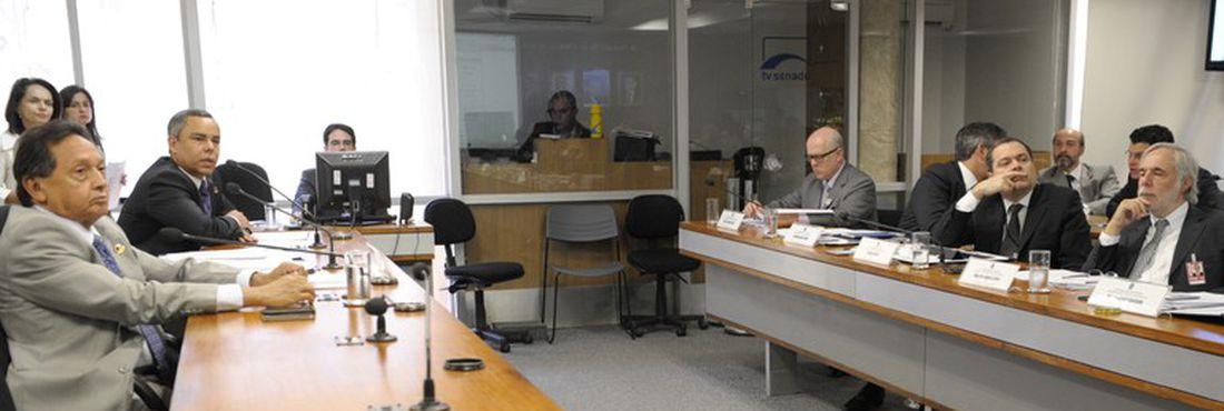O Conselho de Comunicação Social esteve reunido nesta segunda-feira (01)