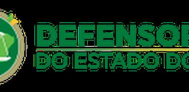 Logomarca da Defensoria Pública do estado do Rio de Janeiro