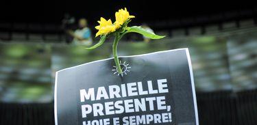 Marielle presente, hoje e sempre!